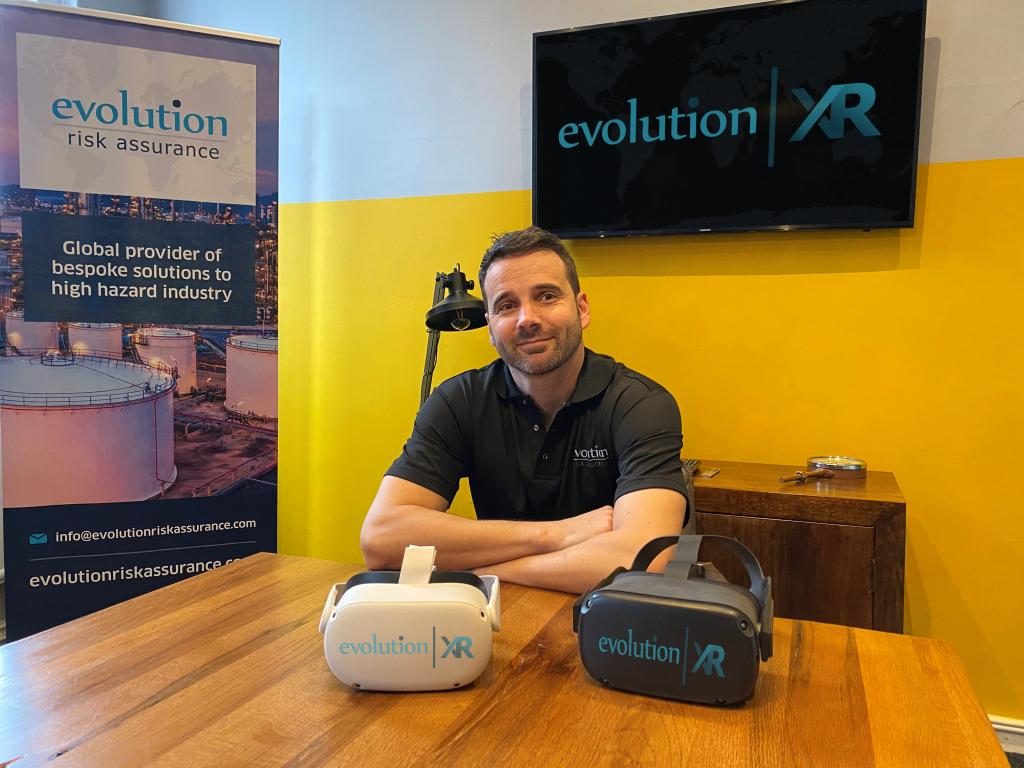 Teesside Tech company uses AR and VR to successfully evolve