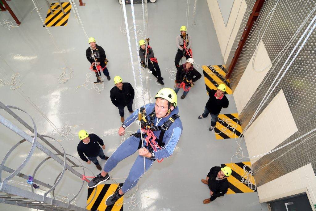 Billingham's TIS (NGA) launches new training school