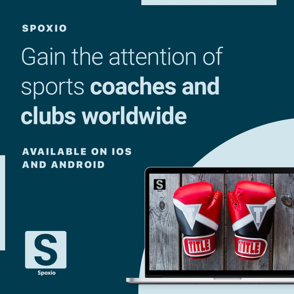 Spoxio: Talent-spotting social media platform aims to connect fans, scouts an...